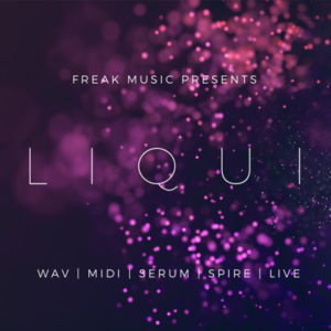 Liqui Ableton Live Projects Wav MIDI Serum Spire Sample Pack