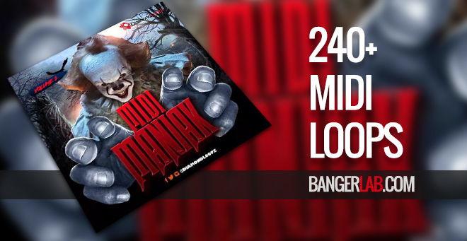 MIDI Maniak MIDI Loops Pack