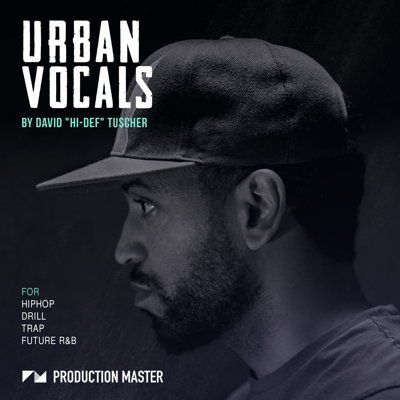 PM - Urban Vocals Samples Hip Hop Acapellas