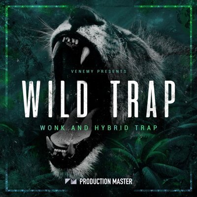 Production Master - Wild Trap Samples Loops Wav