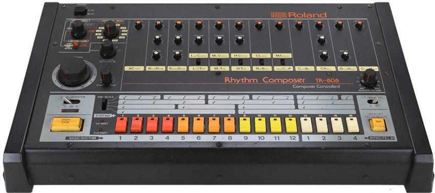 Roland TR-808 Drum Machine Unit