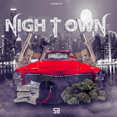 SHOBEATS NIGHT TOWN Hip Hop Sample Pack