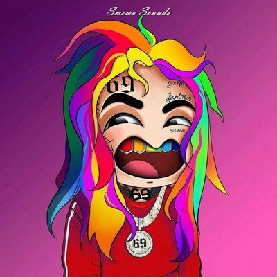 Smemo Sounds 69 6ix9ine Trap Sample Pack