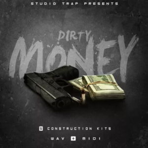 Studio Trap Dirty Money Trap Loops Samples Pack