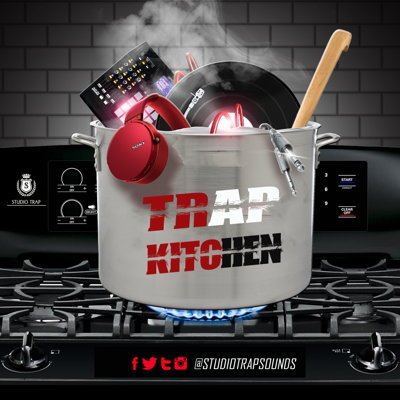 Studio Trap Kitchen Trap Sound Pack