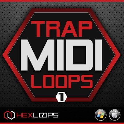 TRAP MIDI Loops Vol 1