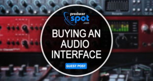 4 Tips For Buying An Audio Interface - Buyer's Guide