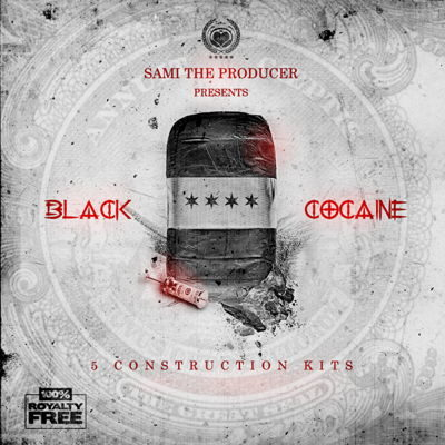 Black Cocaine Trap Beats Trap Kits Loops