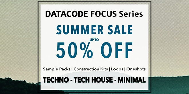 Datacode Records Summer Sale – Up to 50% Off