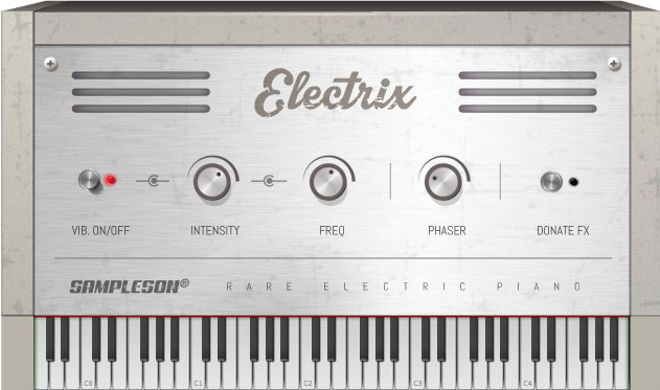 Electrix Free Piano VST Plugin