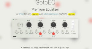 GotoEQ Equalizer VST Effect Plugin