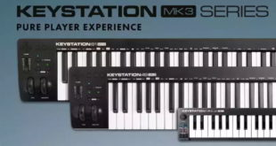M-Audio Keystation MK3 Controllers