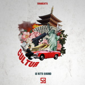 Shobeats Cultur Loops Pack Trap Hip Hop Sound Kits