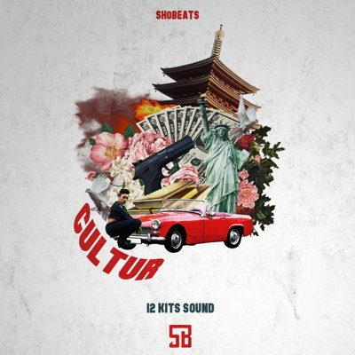 Shobeats Cultur Loops Pack Trap Hip Hop Sound Kits