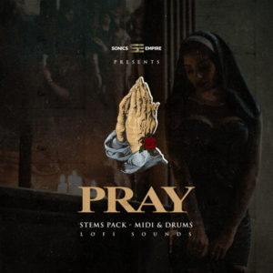 SonicsEmpire PRAY Hip Hop Stems, Trap MIDI Files, Drum Kits