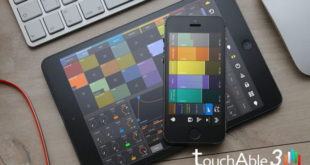 touchAble 3 Ableton Live Controller for iPad