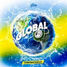 2DeepKits Global Pop Loops EDM MIDI Files