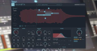 Audio Damage QUANTA Synth VST Plugin