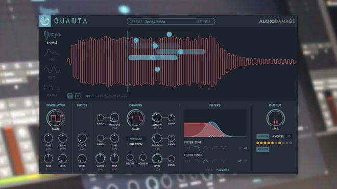 Audio Damage QUANTA Synth VST Plugin