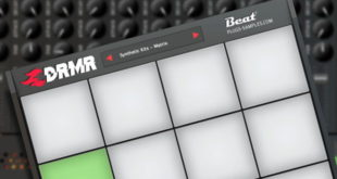 DRMR: Free Drum VST Plugin With 168 Drum Kits
