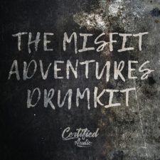 Certified Audio The Misfit Adventures Drum Kit