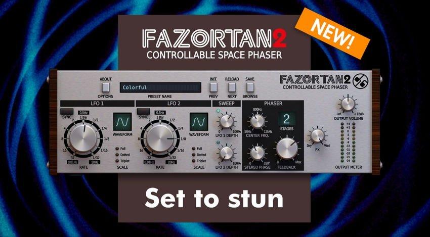 D16 Group Fazortan 2 VST Plugin