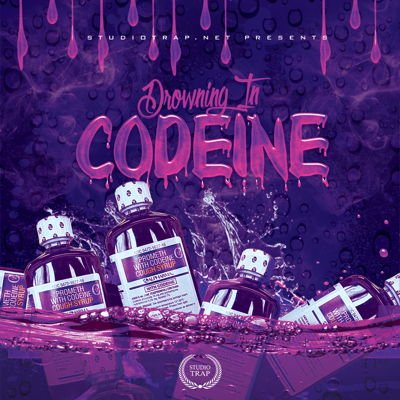 Drowning in Codeine Trap Beats Loops Pack