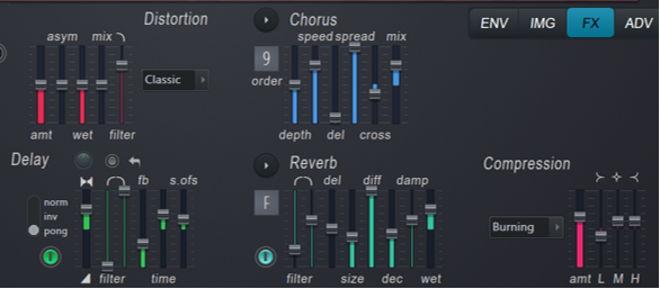 FL Studio Harmor FX