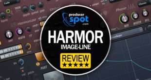 Review: Harmor FL Studio VST Synth by Image-Line