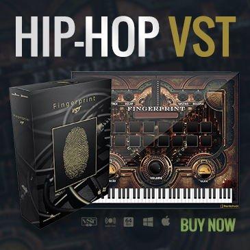 Fingerprint Hip Hop VST Instrument