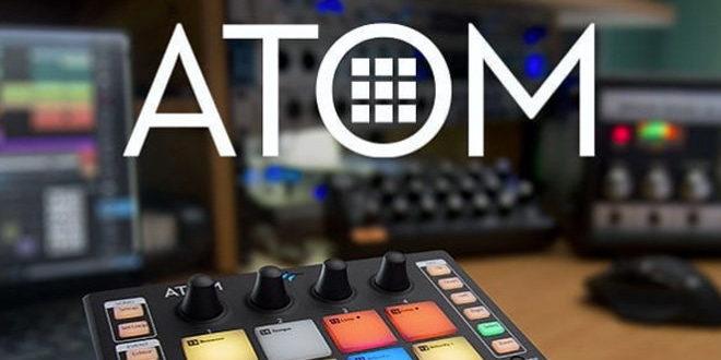 PreSonus Presents ATOM – New USB Pad Controller