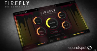 SoundSpot FireFly Bus Compressor VST Plugin