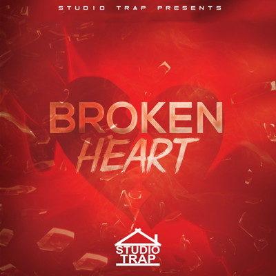 Studio Trap Broken Hearth RnB Loops Sample Pack