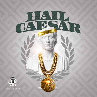 Studio Trap Hail Caesar Trap Loops Sample Pack