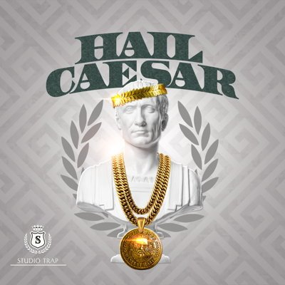 Studio Trap Hail Caesar Trap Loops Sample Pack