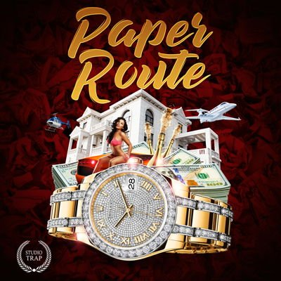 Studio Trap Paper Route Trap Loops Pack