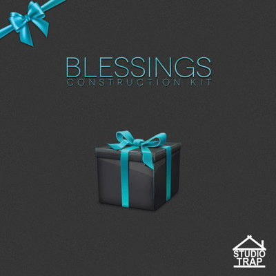 StudioTrap Blessings Trap Sound Kits