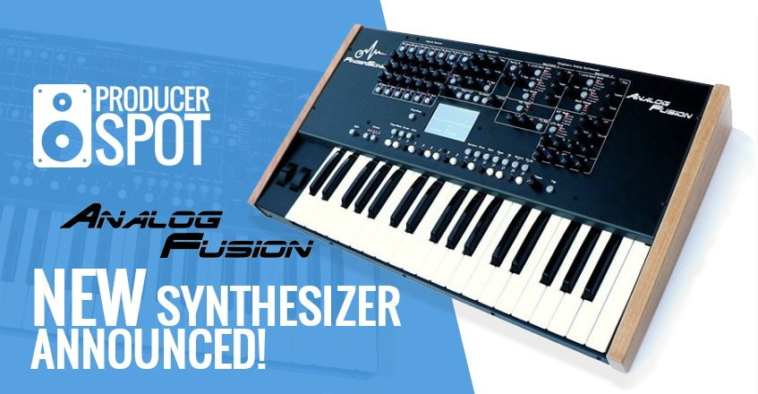 Analog Fusion Hardware Synthesizer