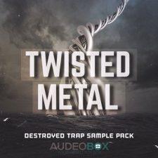AudeoBox - Twisted Metal Trap Loops Drum Samples