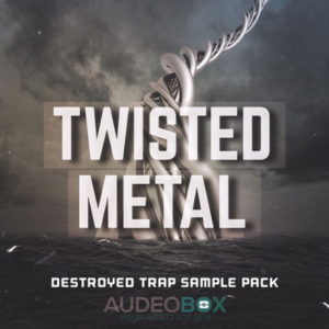 AudeoBox - Twisted Metal Trap Loops Drum Samples