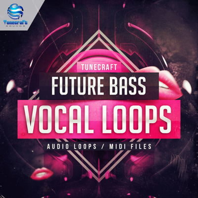 Future Bass Vocal Loops Midi Files