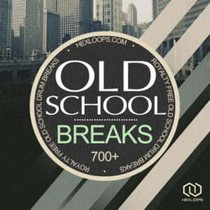 Hex Loops Hip Hop Old School Drum Breaks