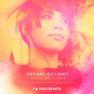 Jovani Occomy Vocal Samples Acapellas
