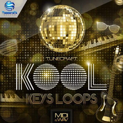 Kool Keys MIDI Loops Files