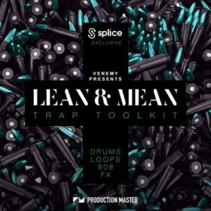 Lean & Mean Trap Drum Kit Sound Pack