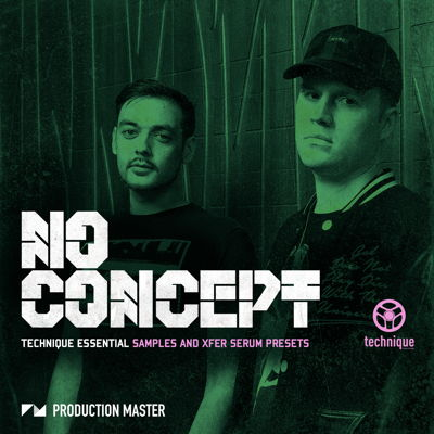No Concept Drum and Bass Samples Loops