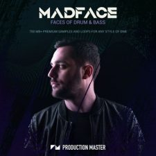 Production Master - Madface - Drum And Bass Sample Pack