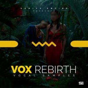 Sonics Empire VOX Rebirth Vocal Samples