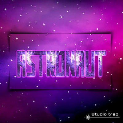 Studio Trap Astronaut Trap Loops Sample Pack