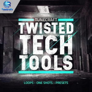 Tunecraft Twisted Tech Tools Loops Massive Presets